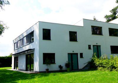 Adaequatio Construction de maisons basse énergie Uccle6