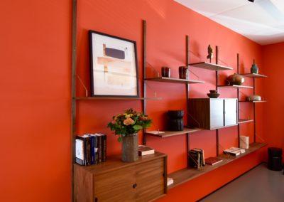 Adaequatio Rénovation salle de réunion Mercier-Vanderlinden Etterbeek 14