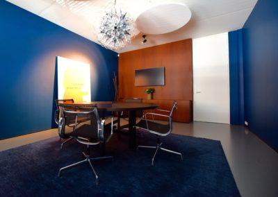 Adaequatio Rénovation salle de réunion Mercier-Vanderlinden Etterbeek 3