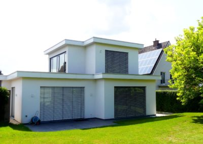 Adaequatio construction d'une maison passive à Waterloo5