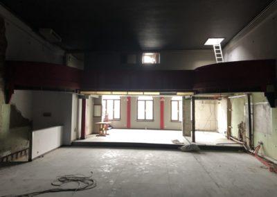 Adaequatio construction rénovation Restaurant La Brasserie de la Woluwe P31
