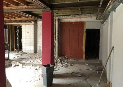 Adaequatio construction rénovation Restaurant La Brasserie de la Woluwe P38