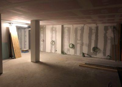 Adaequatio construction rénovation Restaurant La Brasserie de la Woluwe10