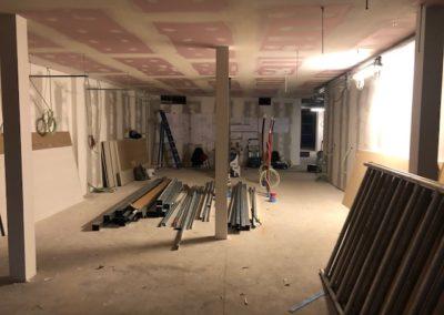 Adaequatio construction rénovation Restaurant La Brasserie de la Woluwe13