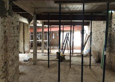 Adaequatio construction rénovation Restaurant La Brasserie de la Woluwe2
