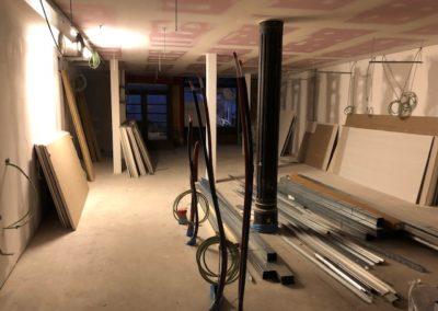 Adaequatio construction rénovation Restaurant La Brasserie de la Woluwe4
