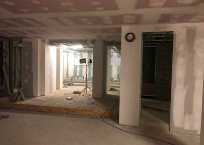Adaequatio construction rénovation Restaurant La Brasserie de la Woluwe9