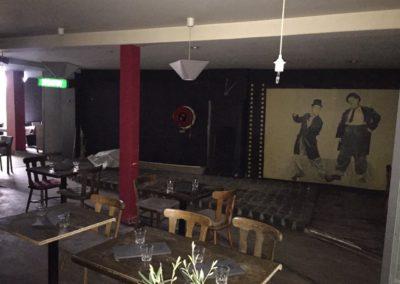 Chantier en cours : Nouveau Restaurant « Le Bistrot de la Woluwe »