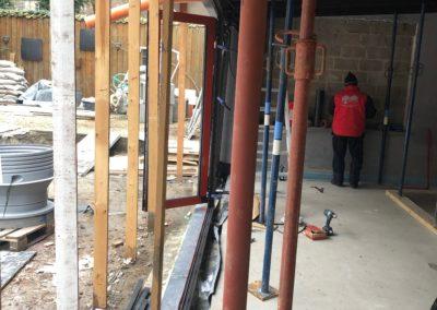 Adaequatio Renovation Construction Bistrot de la Woluwe1