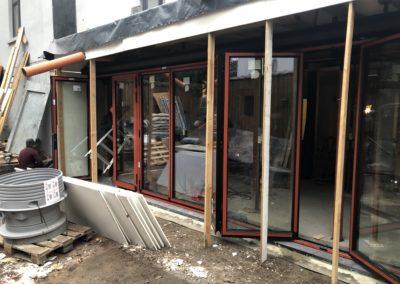 Adaequatio Renovation Construction Bistrot de la Woluwe11