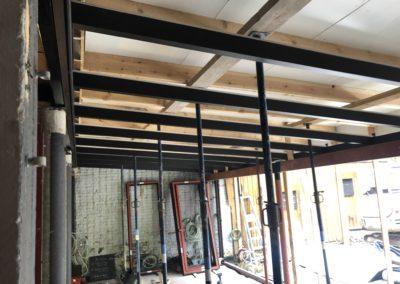Adaequatio Renovation Construction Bistrot de la Woluwe2