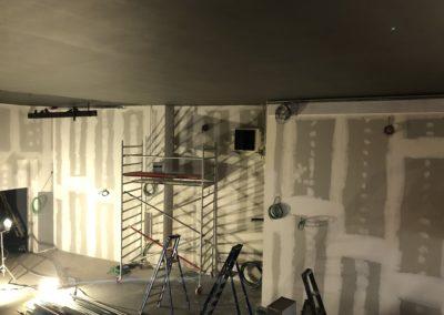 Adaequatio Renovation Construction Bistrot de la Woluwe5