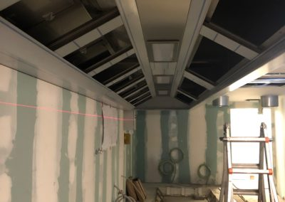 Adaequatio Renovation Construction Bistrot de la Woluwe8