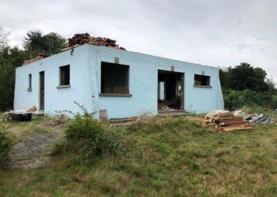 Adaequatio Construction et Rénovation agrandissement maison à Rhode 2