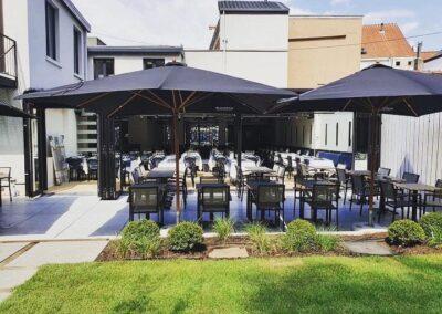 Nouveau Restaurant « Le Bistrot de la Woluwe »
