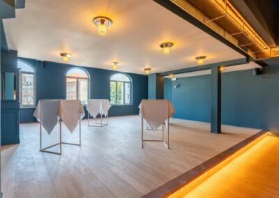 Adaequation construction et rénovation bruxelles belgique toiture Bistro de la woluwe19