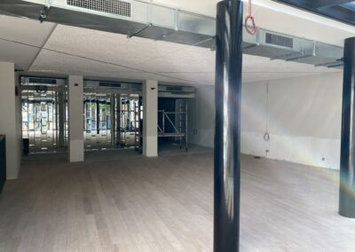 Adaequation construction et rénovation bruxelles belgique toiture Bistro de la woluwe21